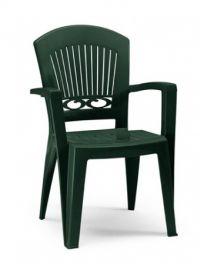 """Кресло """"Super Splendido"""" (зеленое 60*60*91 см)"""